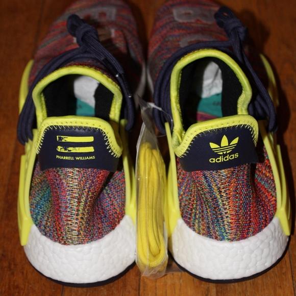 46e36bd0bdae6 Pharrell Williams Human Race Earth and Body. Boutique. adidas